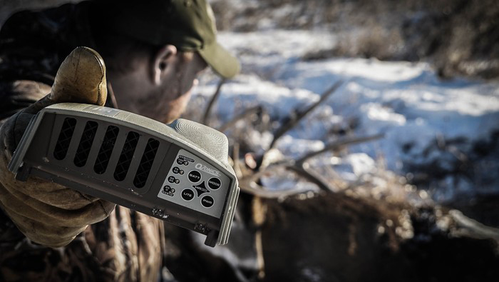 Coyote Hunting techniques scent elimination Ozonics
