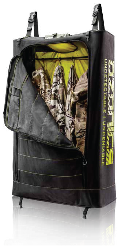 scent elimination hunting room Dri-wash Bag | Ozonics Hunting